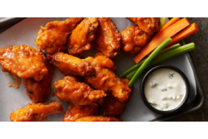 Super Bowl Snack Pack: Just Wingin' It