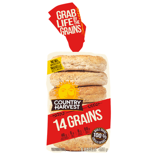 14 GRAINS BAGEL