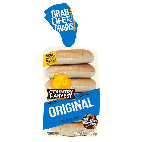 BAGELS, ORIGINAL PLAIN