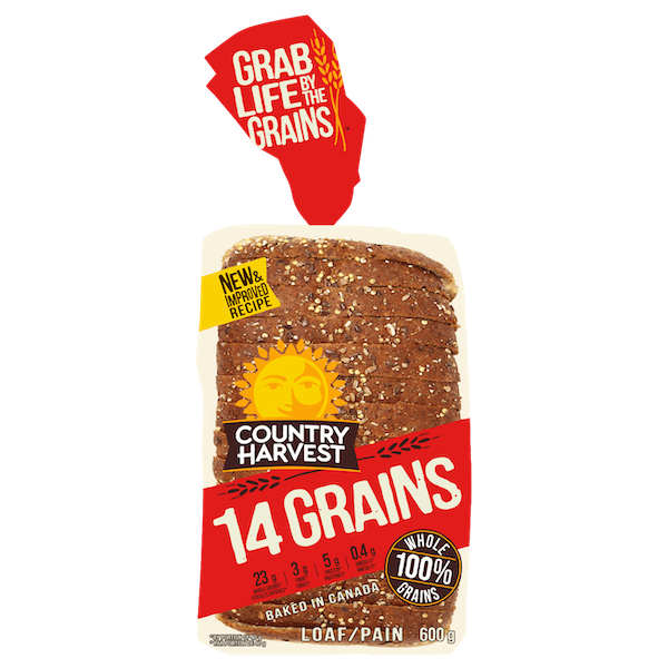 14 GRAINS BREAD