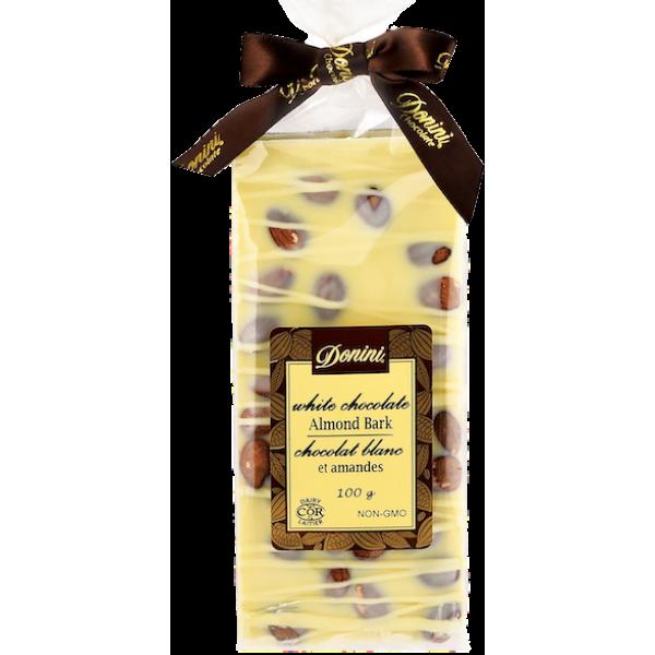 ALMOND BARK WHITE CHOCOLATE