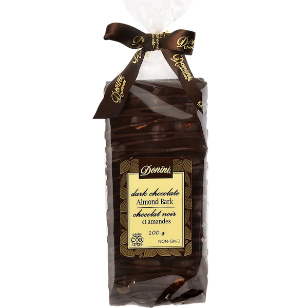 ALMOND BARK DARK CHOCOLATE