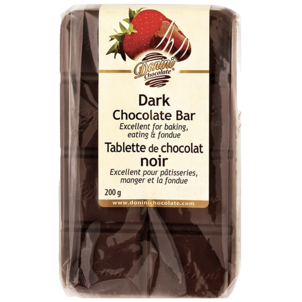 JUMBO COUVERTURE DARK CHOCOLATE BAR