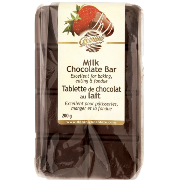 JUMBO COUVERTURE MILK CHOCOLATE BAR
