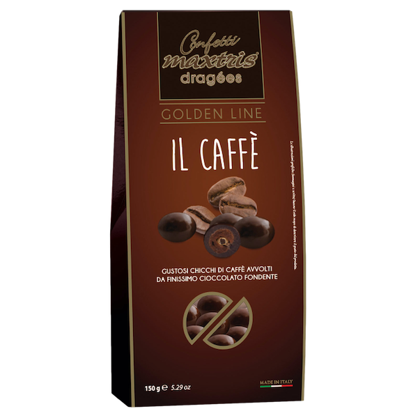 DARK CHOCOLATE IL CAFE