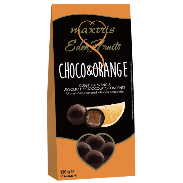 CHOCO ORANGE DARK CHOCOLATE