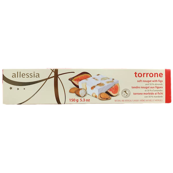 TORRONE SOFT with FIGS