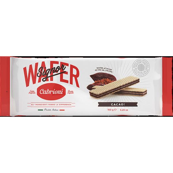 CHOCOLATE SIGNOR WAFER