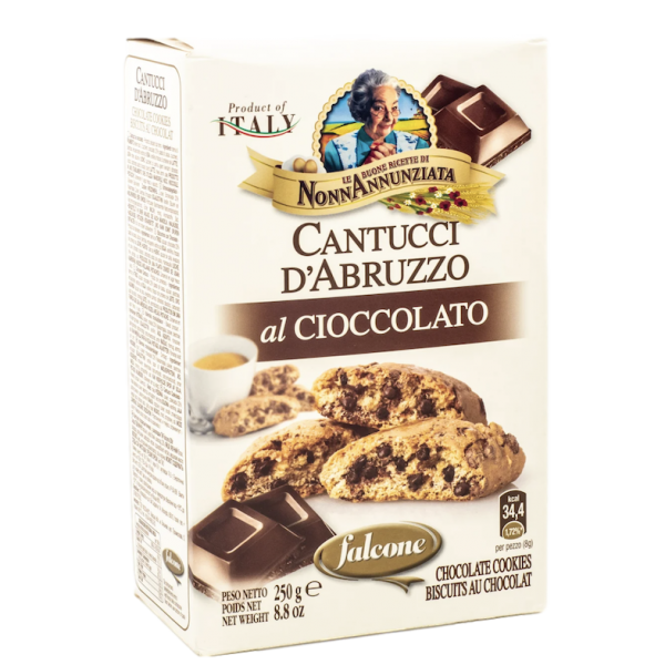 CANTUCCI CHOCOLATE CHIP