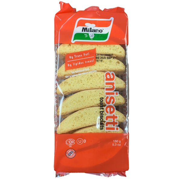 ANISETTI TOAST BISCUITS