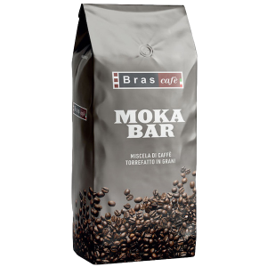 MOKA BAR  COFFEE BEANS