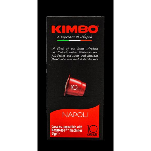 NESPRESSO COMPATIBLE CAPS-NAPOLI BLEND