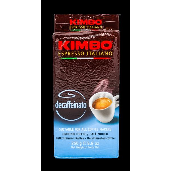 DECAFFEINATED GROUND COFFEE