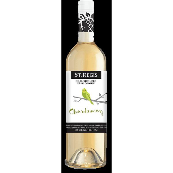CHARDONNAY DE-ALCOHOLIZED WHITE WINE