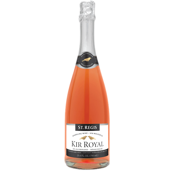 KIR ROYAL DE-ALCOHOLIZED SPARKLING WINE