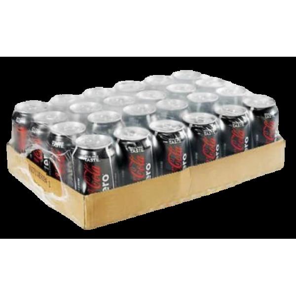 COKE ZERO SUGAR 24 PACK CANS