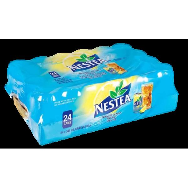 LEMON ICED TEA 24 PACK CANS