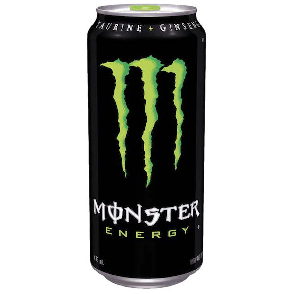 ORIGINAL GREEN MONSTER ENRGY DRINK