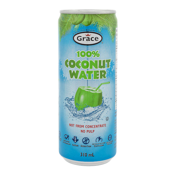 COCONUT WATER, 100% PURE