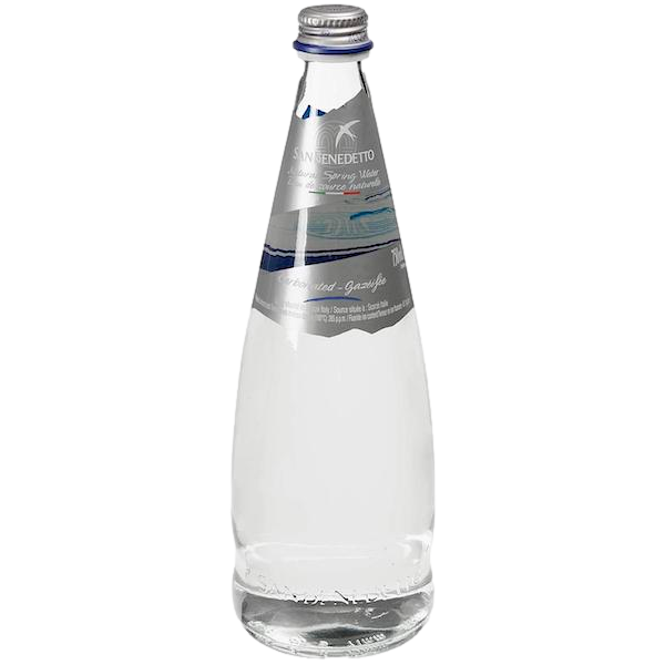 CARBONATED MINERAL WATER, 750ml