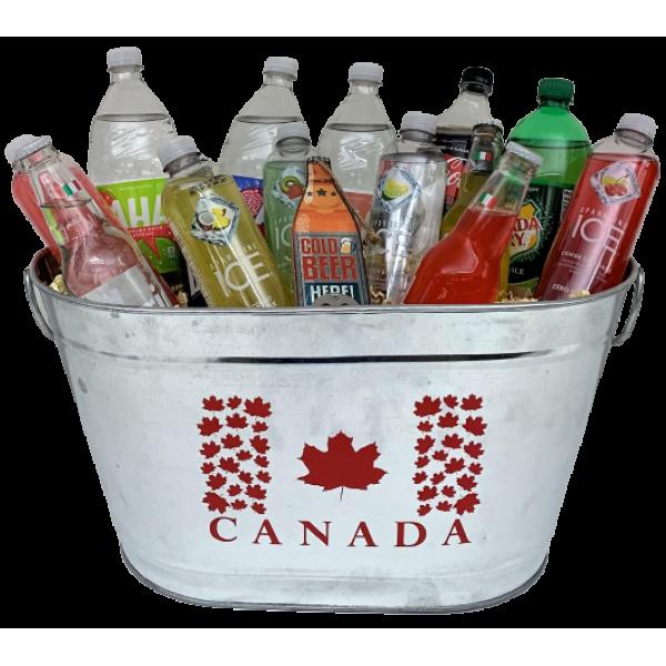 CANADA PARTY TUB