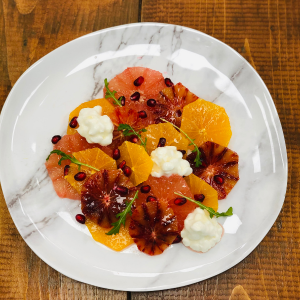 CITRUS & POMEGRANATE SALAD - 4 Servings