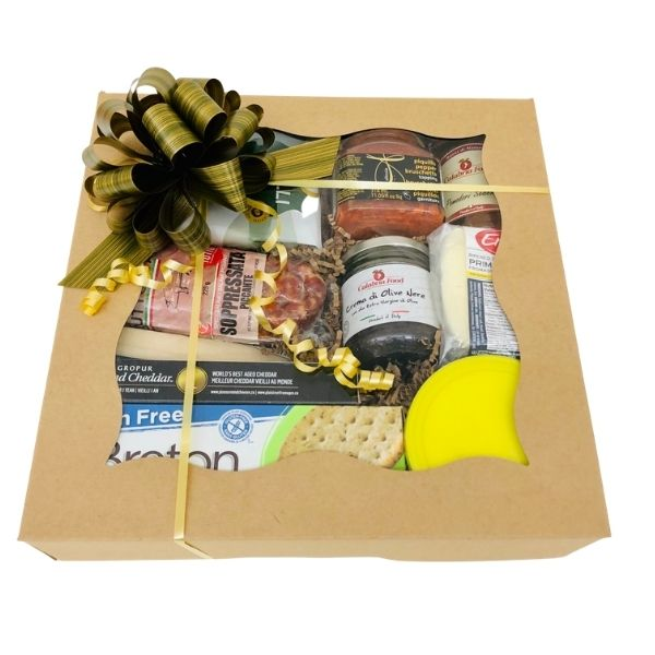 CHARCUTERIE GIFT BOX - LARGE