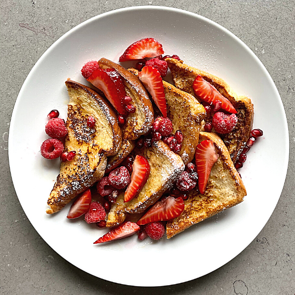 FRENCH TOAST BUNDLE - 4 Servings