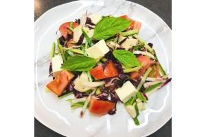 Tomato & Fior di Latte Mozzarella Salad