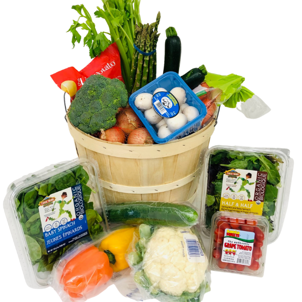 VEGGIE BUNDLE