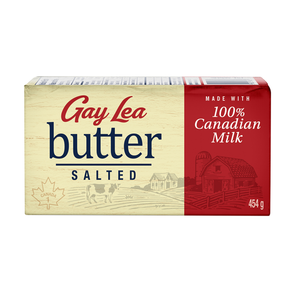 BUTTER SALTED 1 LB