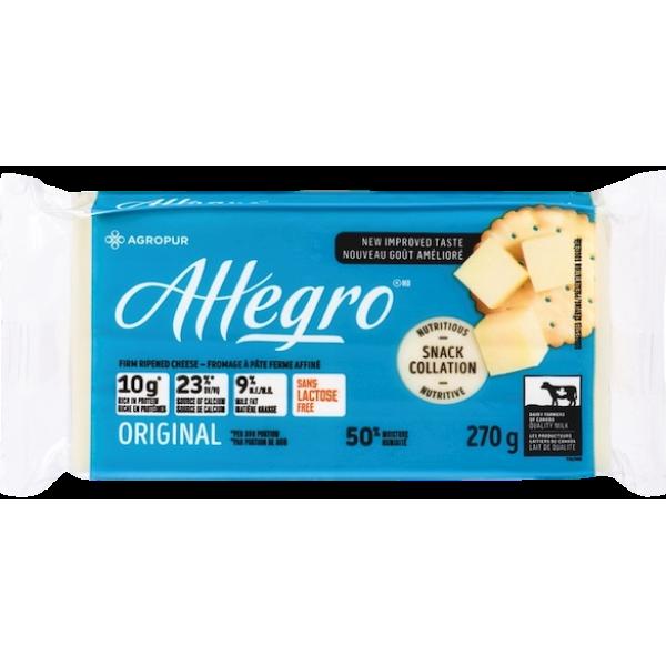 ALLEGRO ORIGINAL WHITE CHEESE