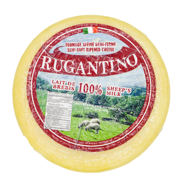 RUGITANO 100% SHEEPS's MILK CHEESE