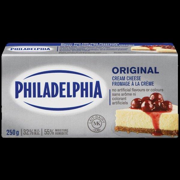 PHILADELPHIA CREAM CHEESE BRICK