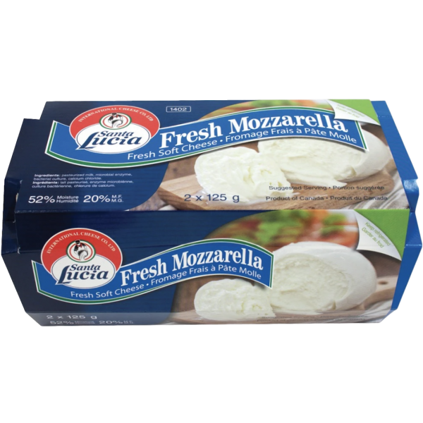 FRESH MOZZARELLA 2 PACK