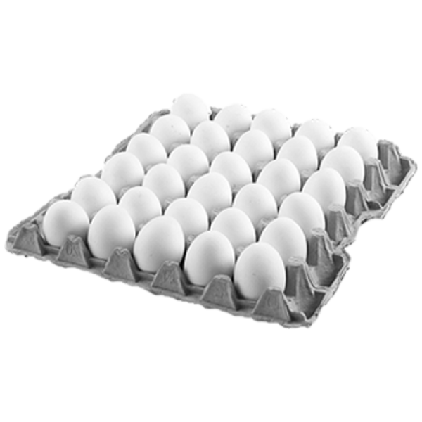 LARGE WHITE EGGS 30 PACK