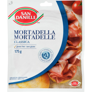 MORTADELLA CLASSICA SLICED