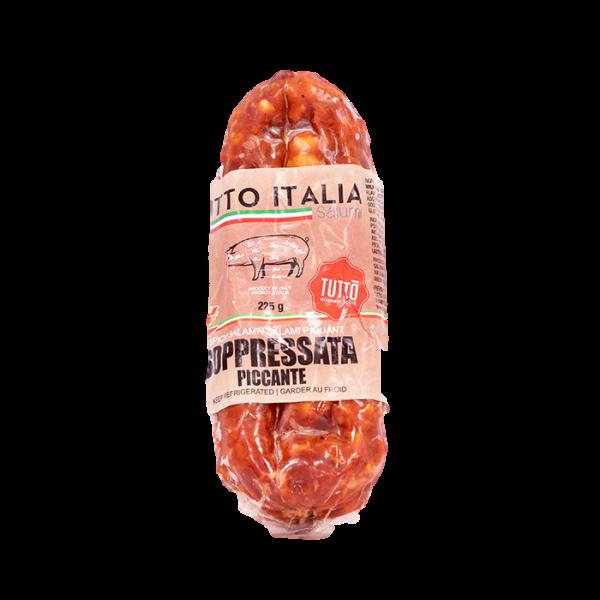 SOPPRESSATA HOT (PRODUCT OF ITALY)
