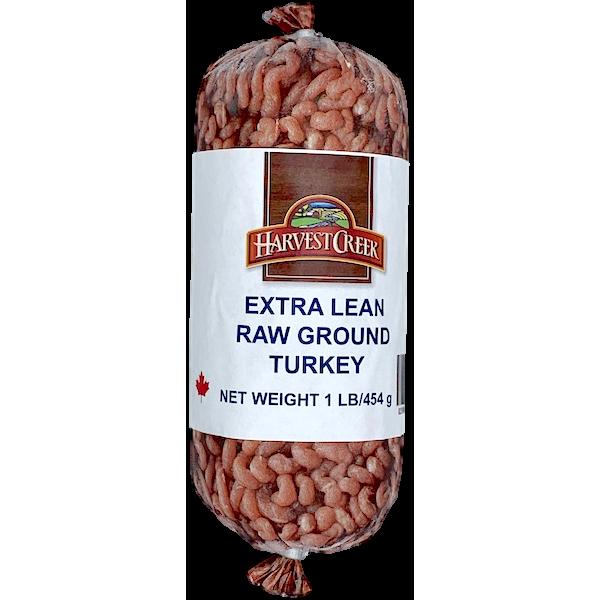 EXTRA LEAN GROUND TURKEY