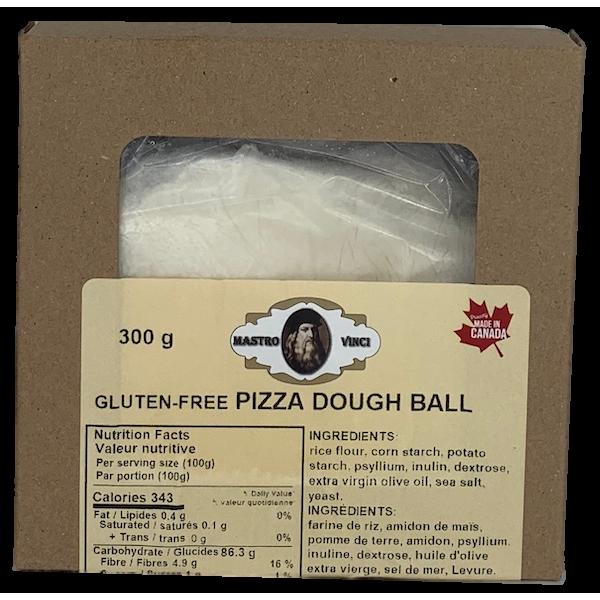 PIZZA DOUGH BALL, GLUTEN FREE