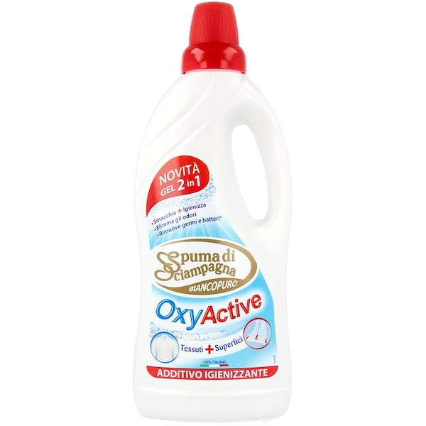 BIANCO PURO  OXYACTIVE STAIN REMOVING GEL