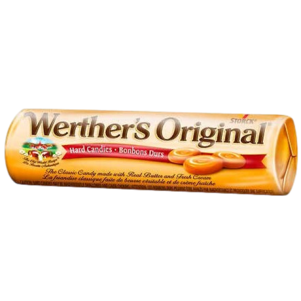 WERTHER's ORIGINAL HARD CANDY ROLL