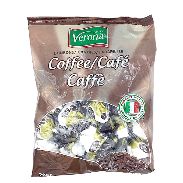 COFFEE FAVOURED CANDIES