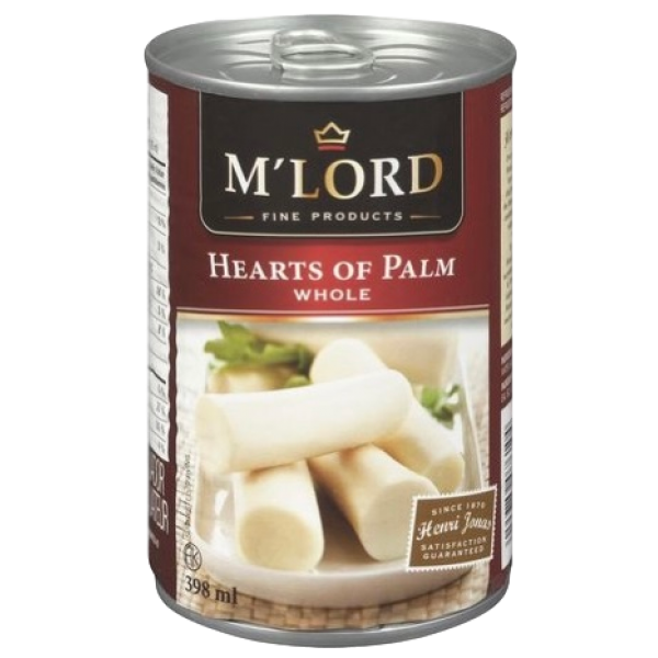 HEARTS OF PALM, WHOLE
