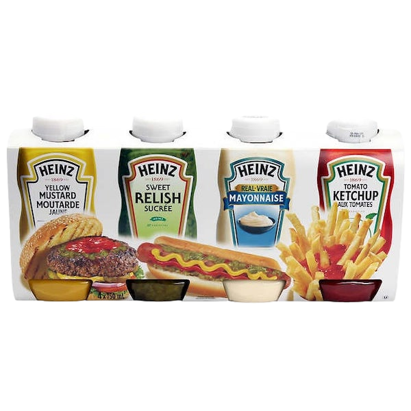 PICNIC PACK, FAMILY SIZE  4 x 750ml