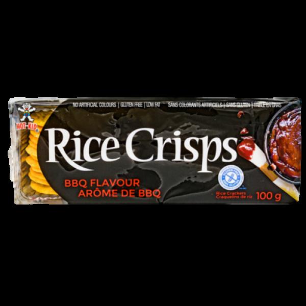 RICE CRISPS BBQ