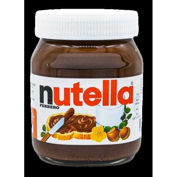 IMPORTED ITALIAN NUTELLA