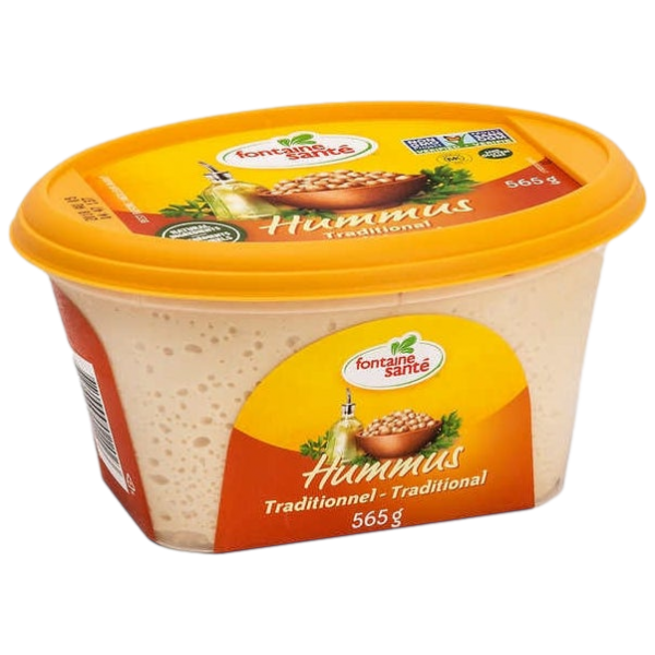 HUMMUS, TRADITIONAL FAMILY SIZE
