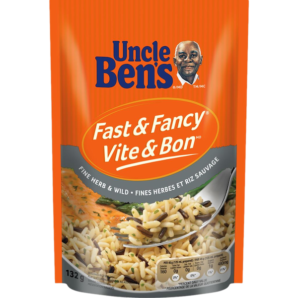 FAST and FANCY FINE HERB WILD RICE