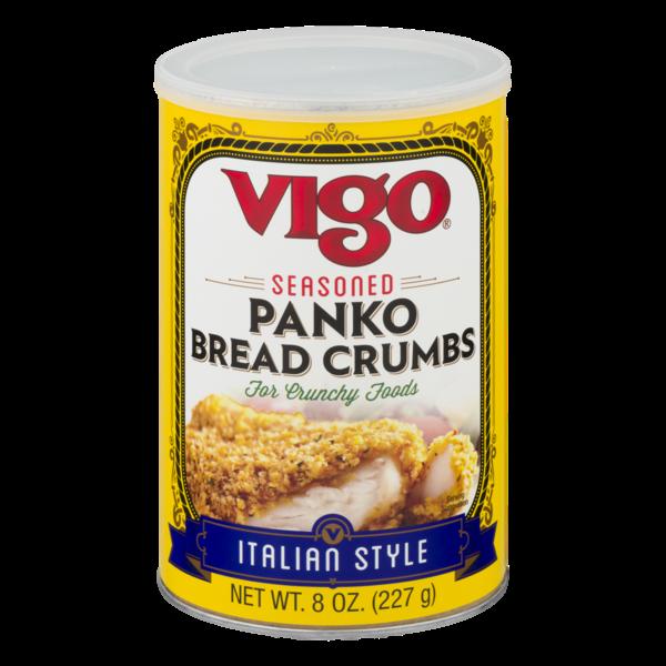 PANKO SEASONED BREAD CRUMBS